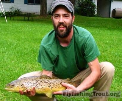 Andy LaMotte Brown Trout
