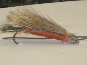 The Hedgehog Salmon Fly Pattern Tied By Brain Berry