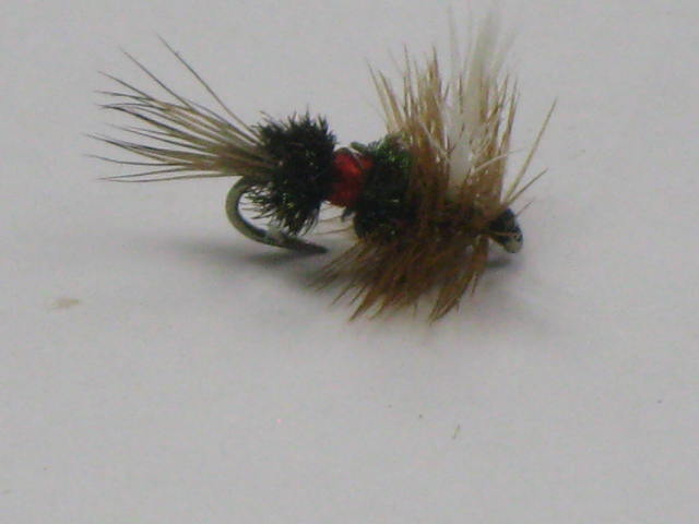 """The Royal Wulff Trout fly Pattern. This is a great versatile """"attractor"""" pattern."""