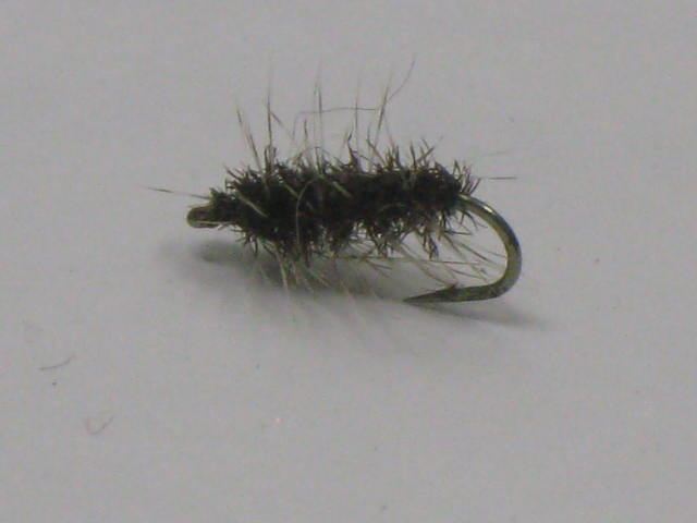 Griffith's Gnat Trout fly Pattern