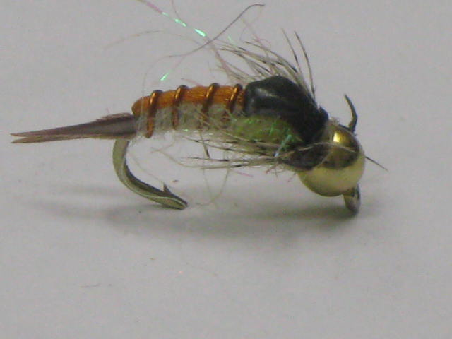Kyle's Yellow Sally Nymph is my personal Favorite Yellow Sally Pattern.