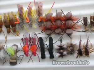 Summer and Fall Hopper and Golden Stonefly Trout  Patterns