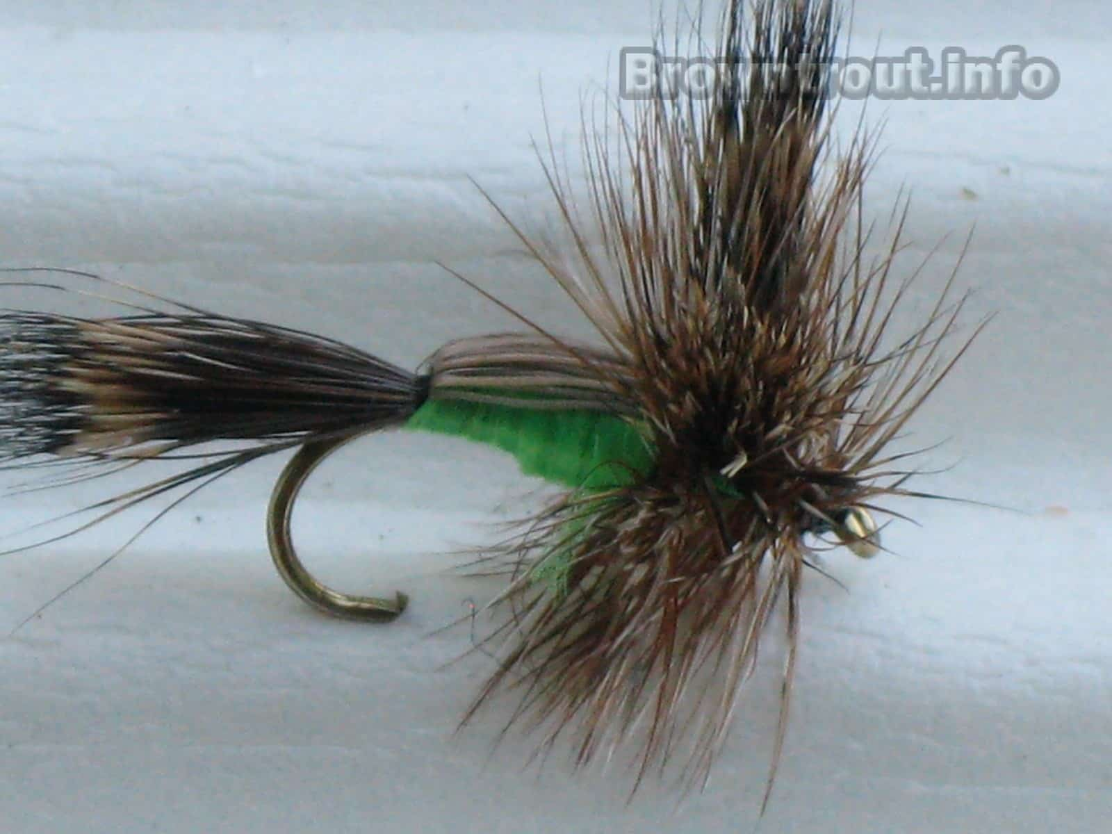 The Humpy Fly Pattern