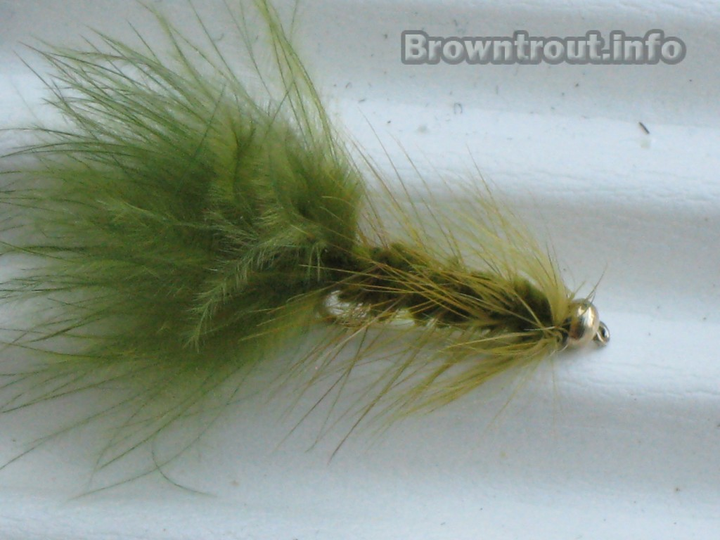The Wooly Bugger Fly Pattern