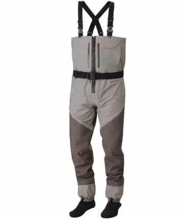 Breathable redington waders.