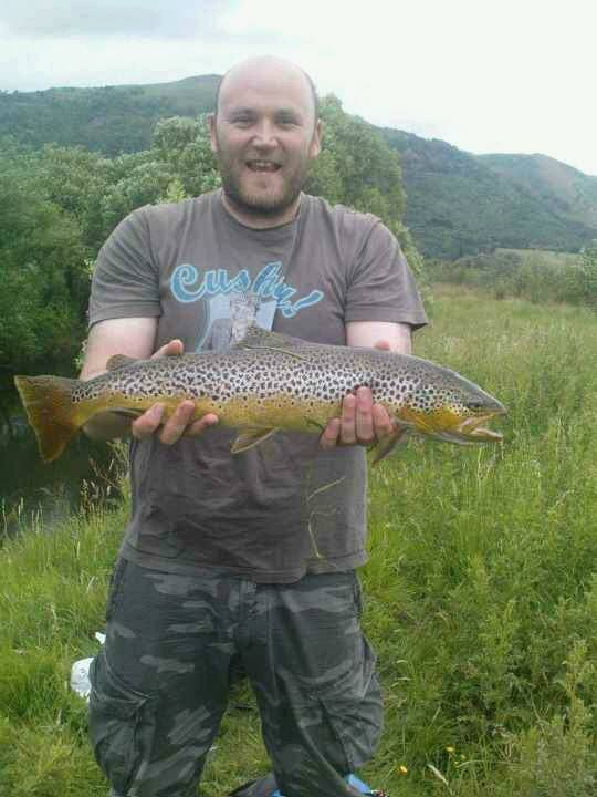Kyle Millar With a Hefty Brown!