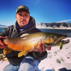 Patrick Espinoza Brown Trout