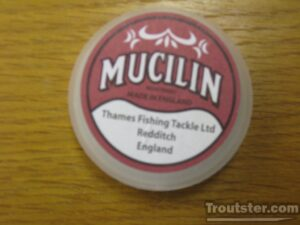 Mucilin Red Can No Silicone