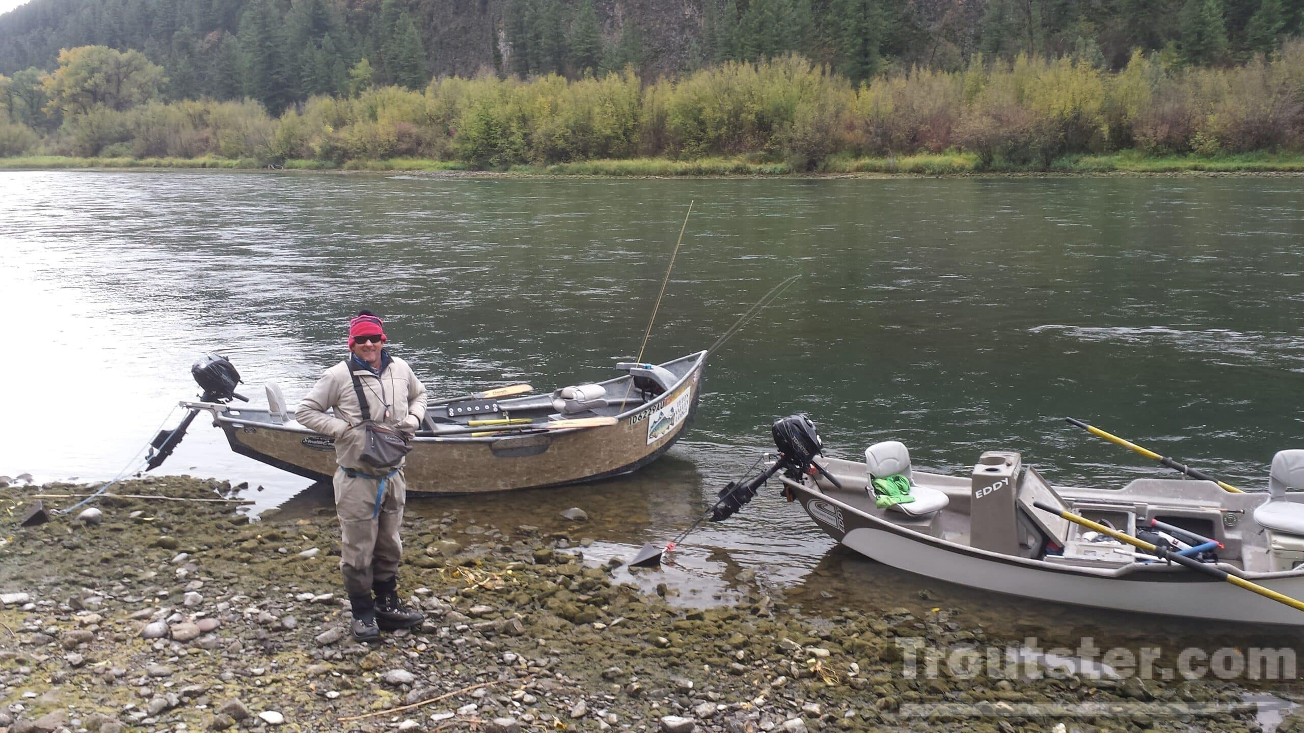 Brook trout fly fishing tips