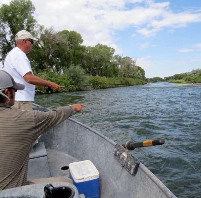 Becoming a fishing guide