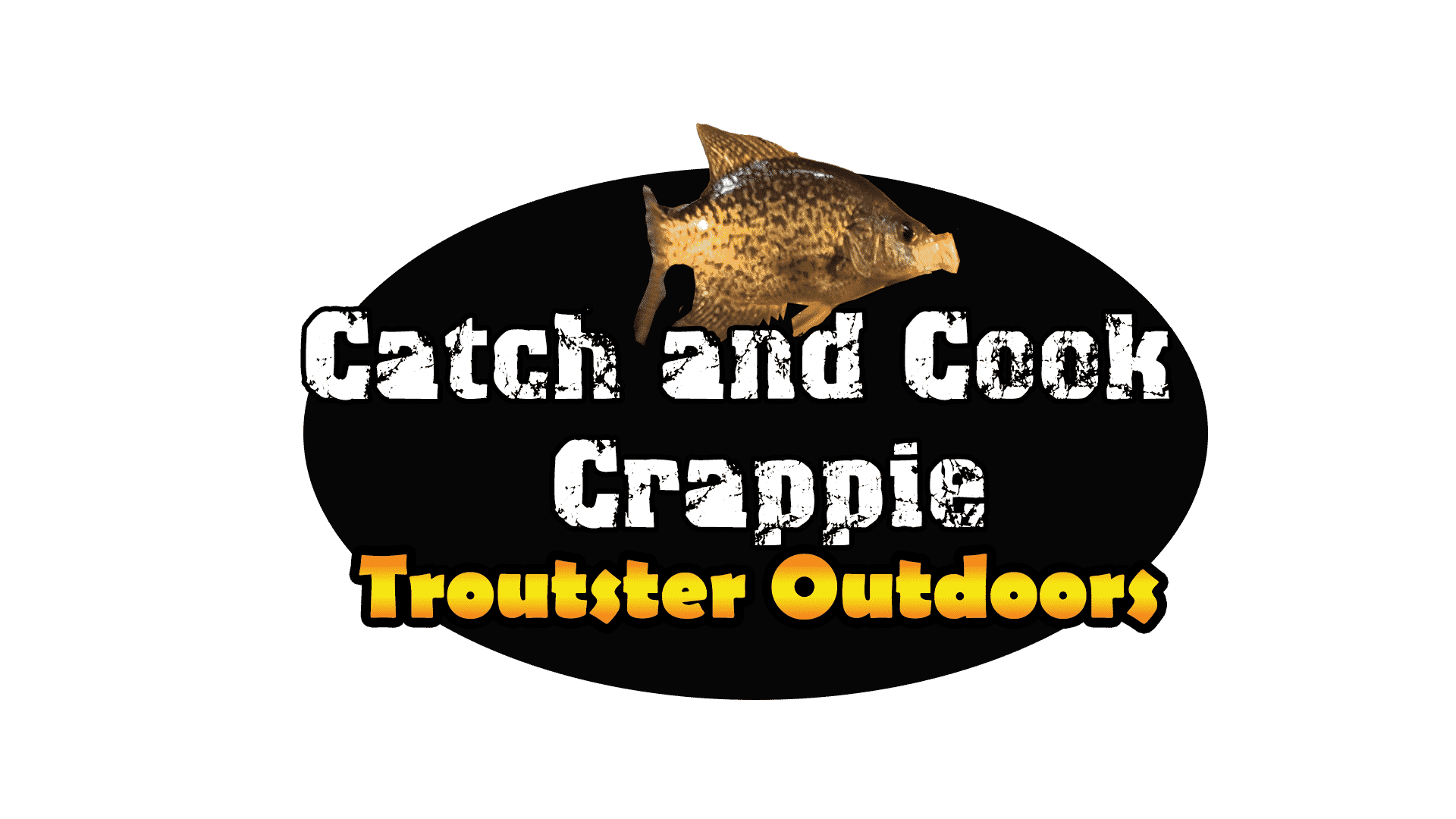 Catch and cook crappie fly fishing
