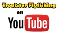 Flyfishing for trout youtube channel