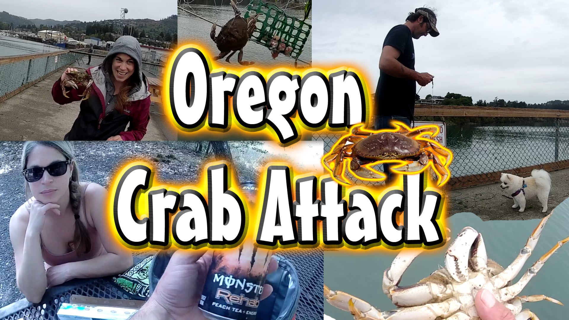 Catching crab on a budget in OR