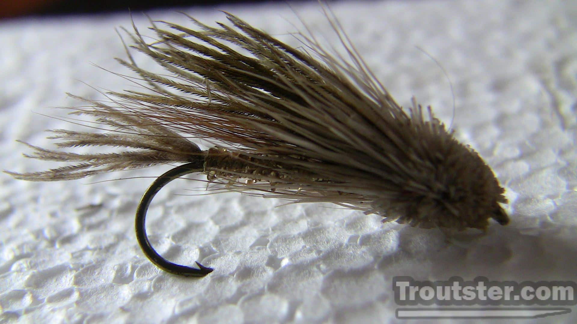 A muddler minnow fly, how to tie a muddler minnow, muddler minnow fly pattern, fishing a muddler minnow