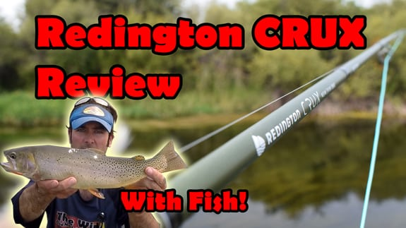 Redington crux fly rod review