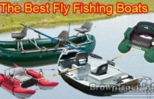 The best fly fishing boats