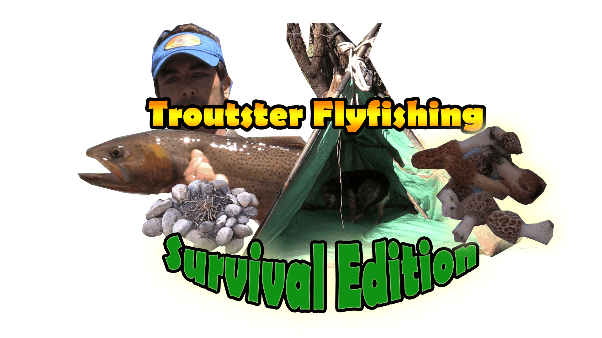 Troutster fly fishing survival float trip through the wilderness
