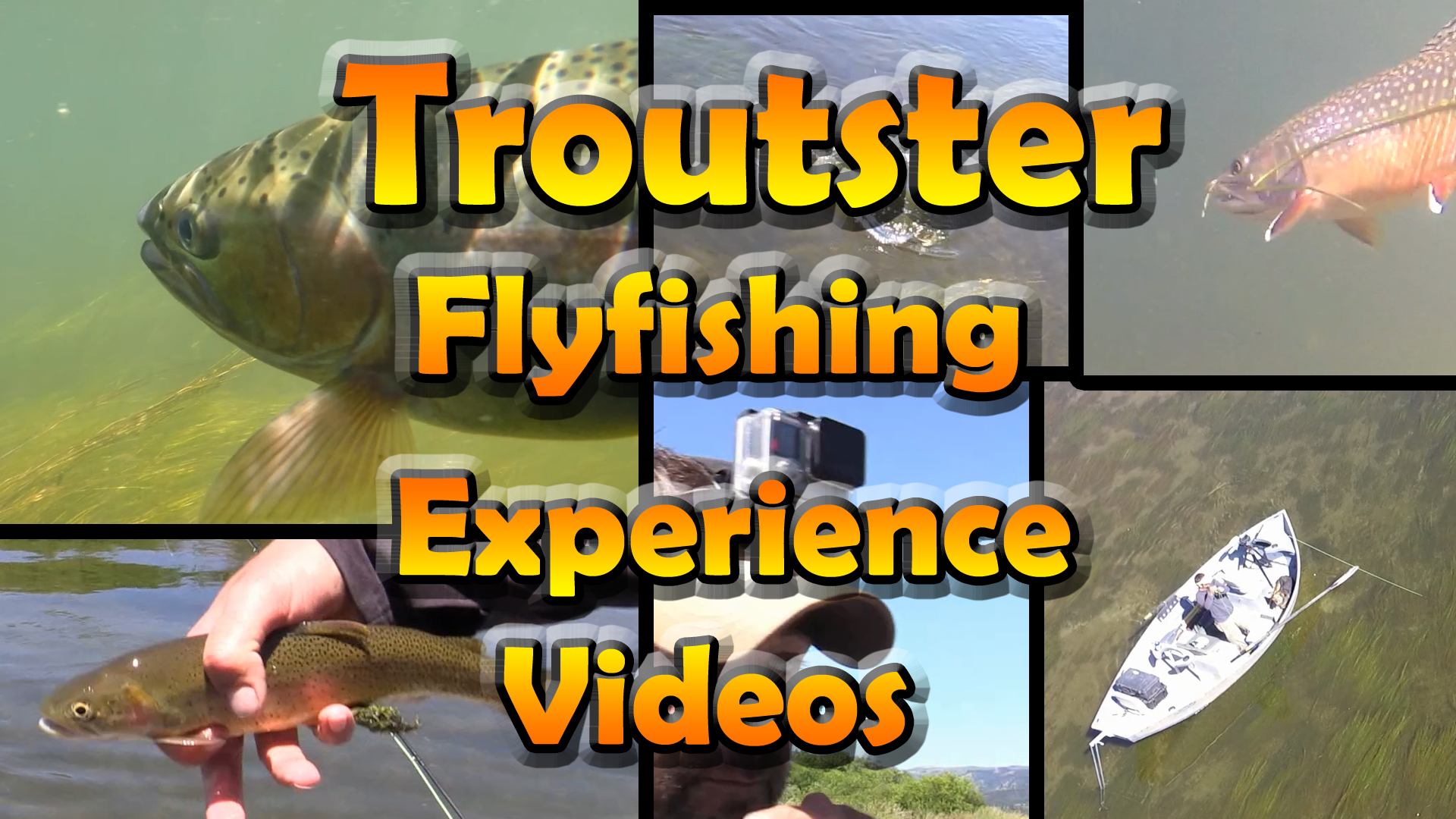 Troutster fly fishing videos