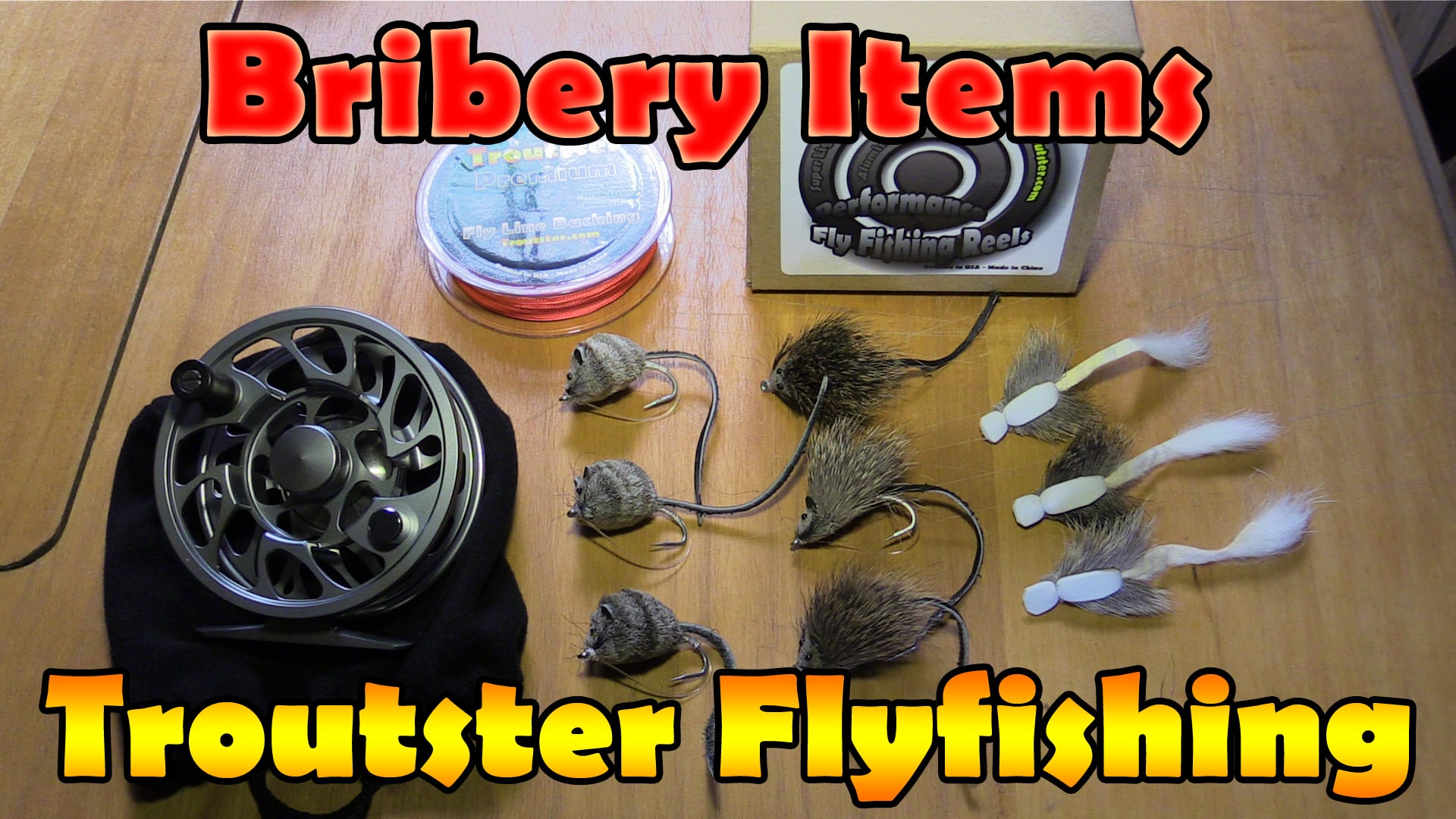 Win this free fly fishing gear