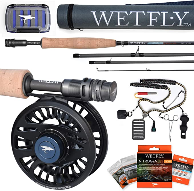 best fly rod combo for trout 2021, best fly rod combos for trout, best fly rod for trout, best rod and reel combo for trout