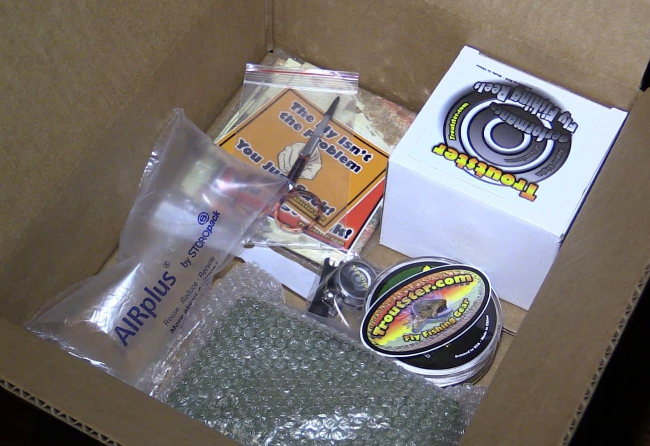 Free fishing gear giveaway winner will be drawn in for Free fishing tackle giveaway