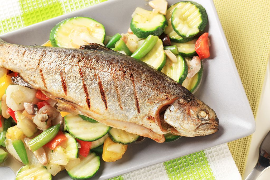 how to debone trout, how to debone a trout before cooking, how to debone trout fillet