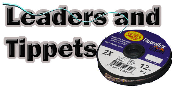 tippet sizes, fly fishing leader size, fly leader sizes, what size tippet for trout, fly fishing leader and tippet, what size leader for trout
