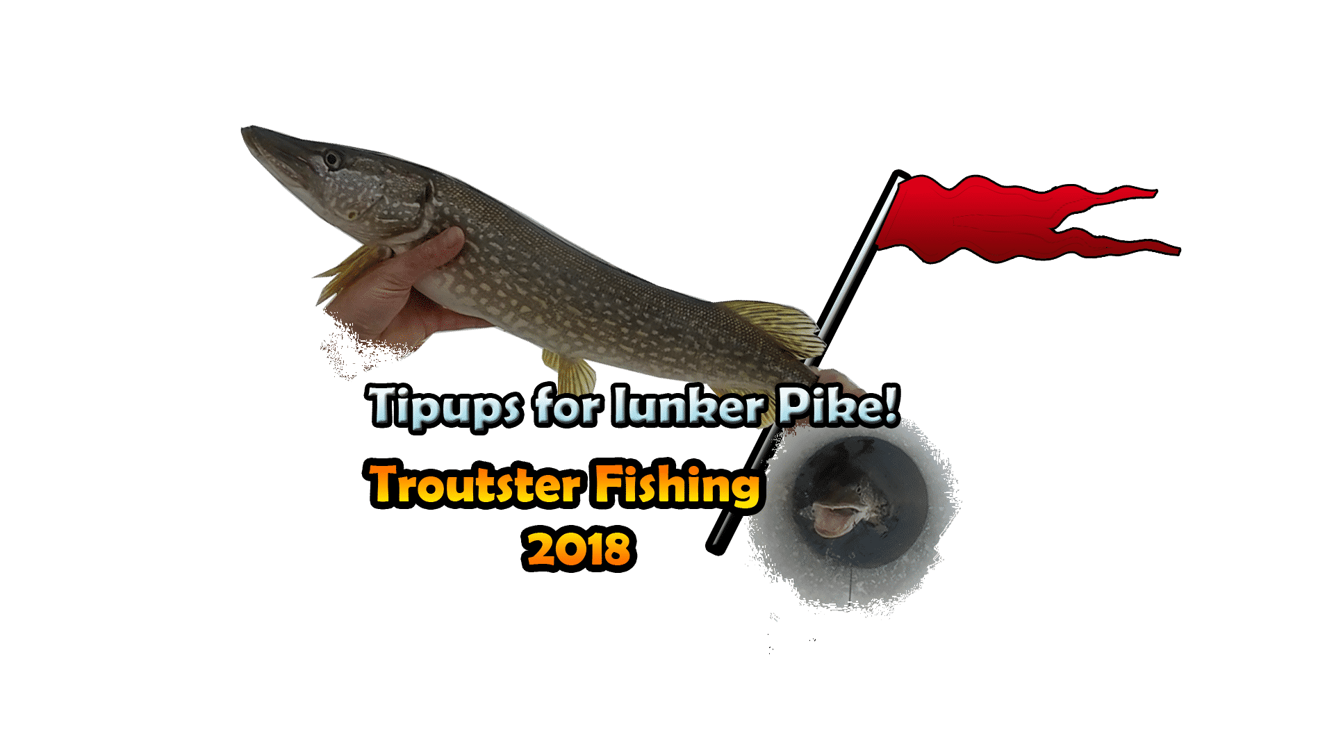 troutster tipup fishing